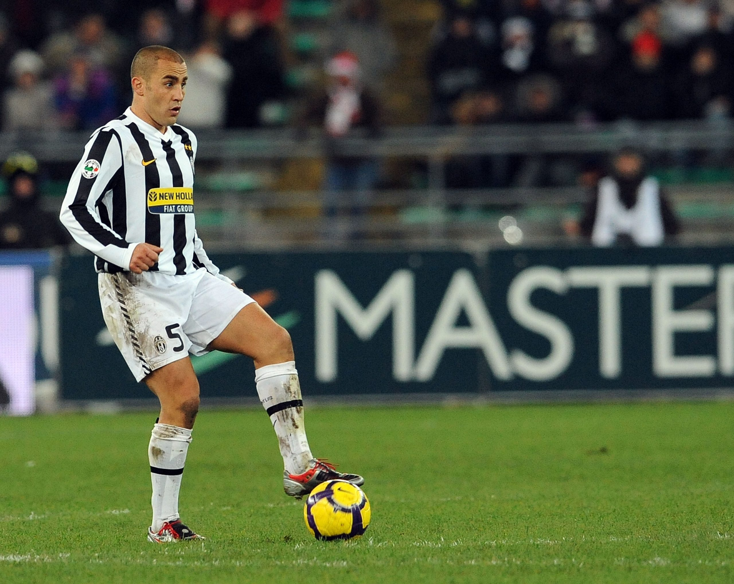 Cannavaro: 'Titles won on the pitch' -Juvefc.com