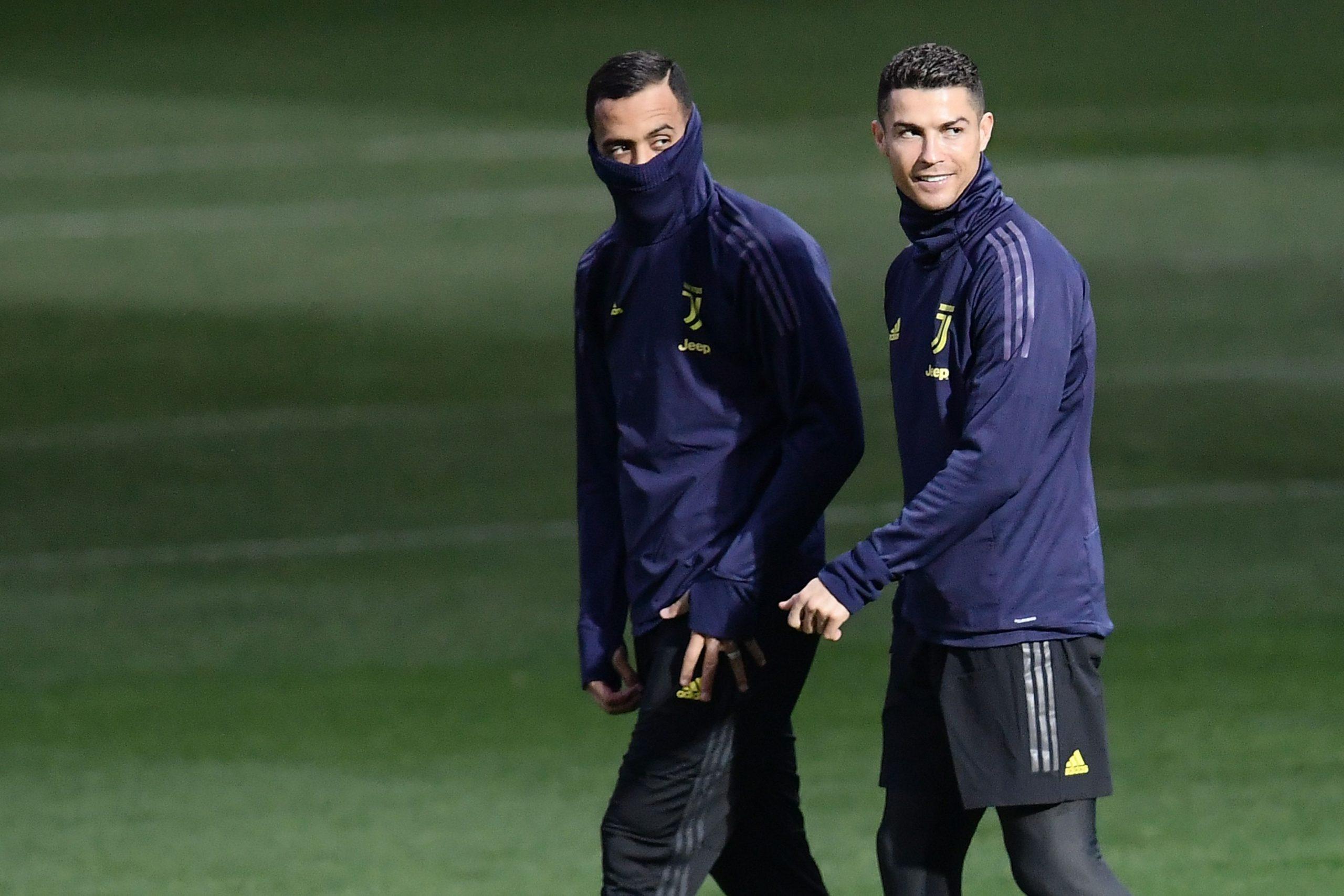 Benatia: 'Ronaldo is the number one' -Juvefc.com