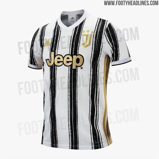 New Juventus 2020/21 kit leaked -Juvefc.com