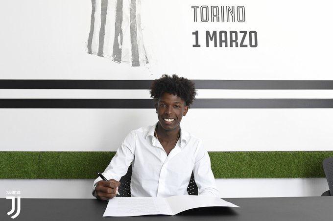 OFFICIAL: Juventus sign Felix Correia -Juvefc.com