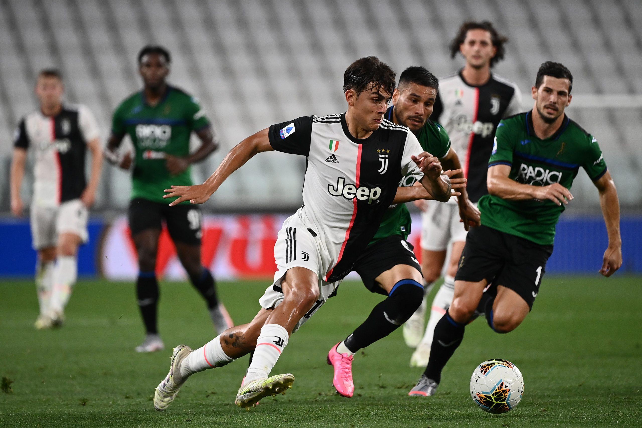 Juventus 2-2 Atalanta Player Ratings -Juvefc.com