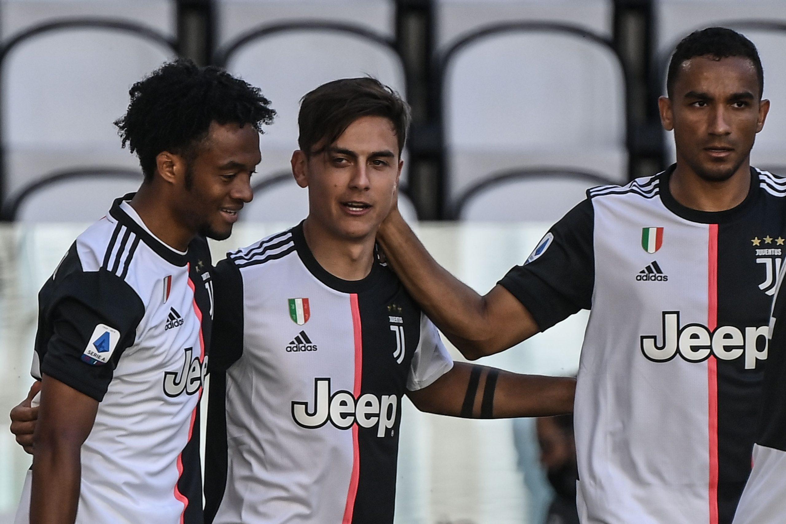 Juventus 4-1 Torino Player Ratings -Juvefc.com
