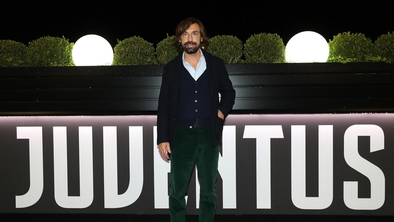 Breaking Andrea Pirlo New Juventus Coach Juvefc Com
