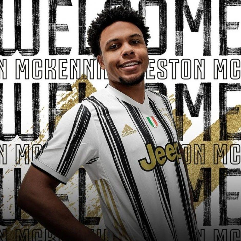 OFFICIAL: Juventus sign Weston McKennie -Juvefc.com