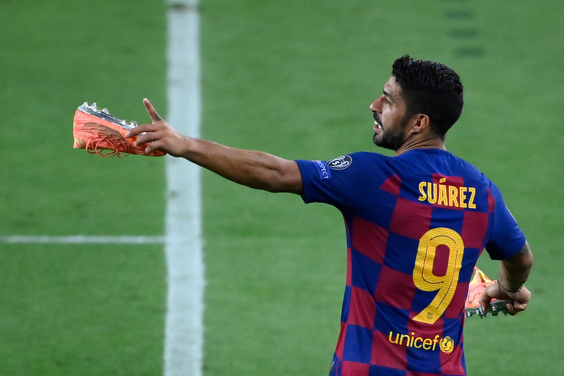 Juventus have real interest in Luis Suarez -Juvefc.com