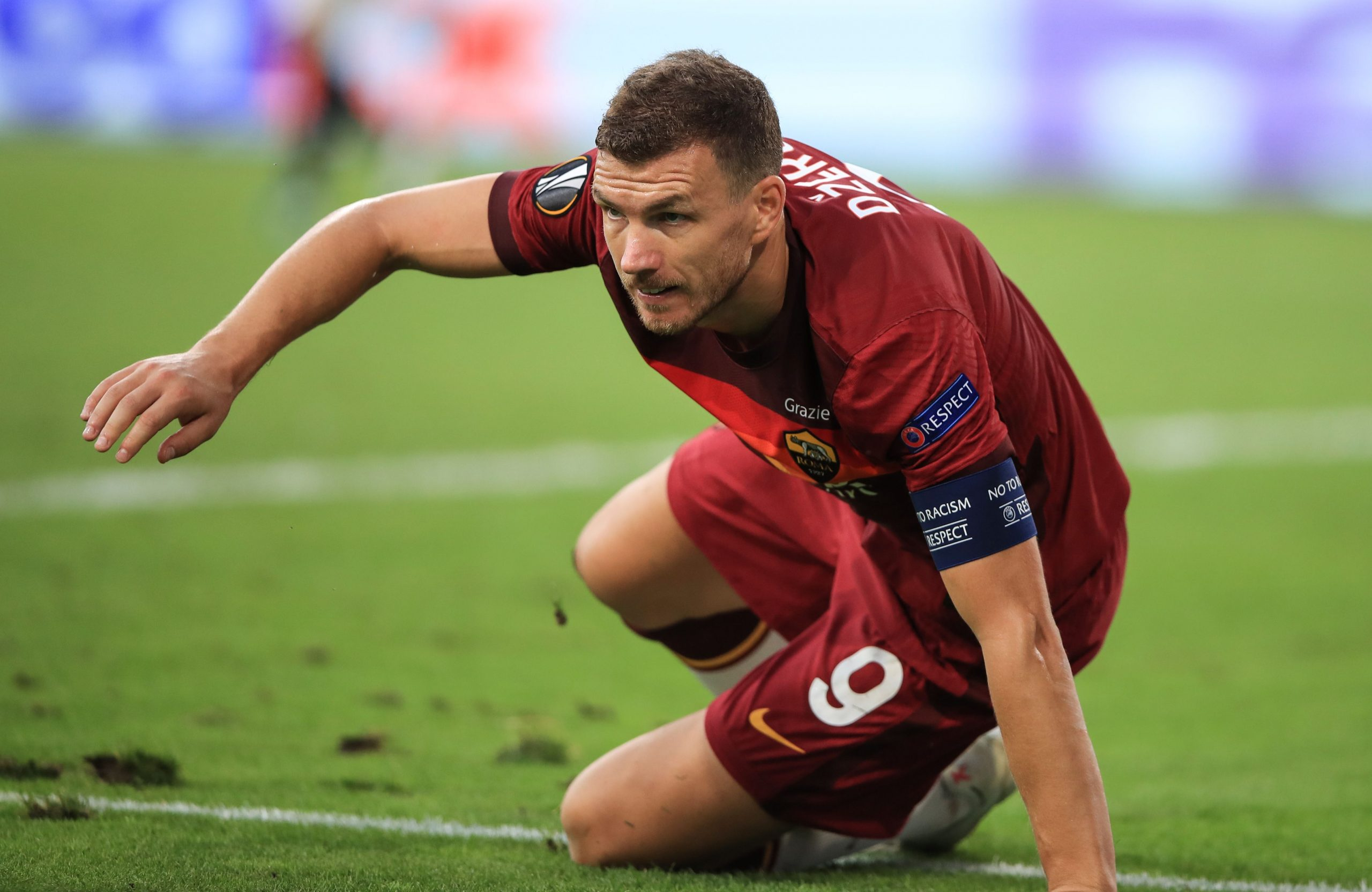 Roma ace linked with a free transfer to Juventus