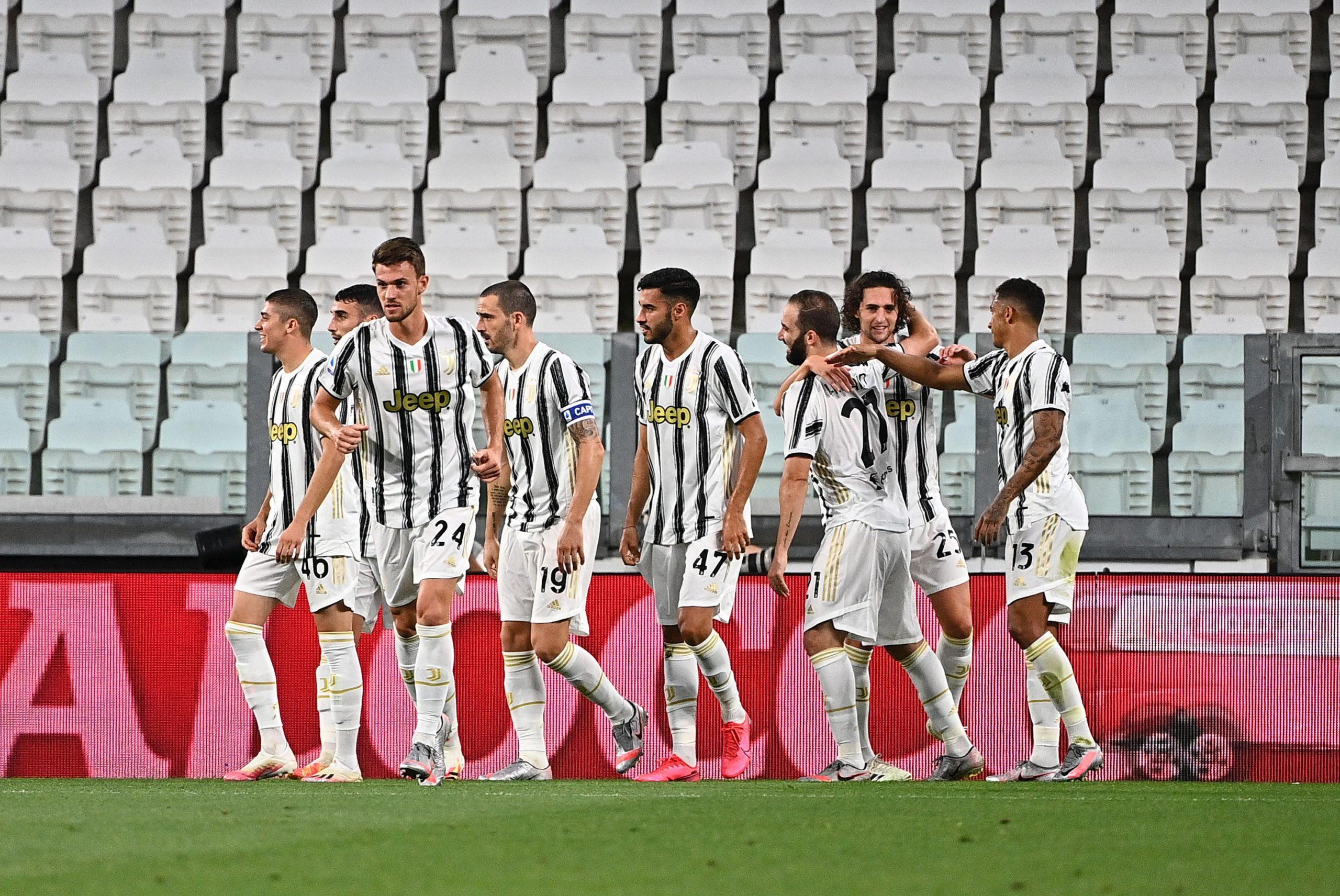 Juventus 1 3 Roma Player Ratings Juvefc Com