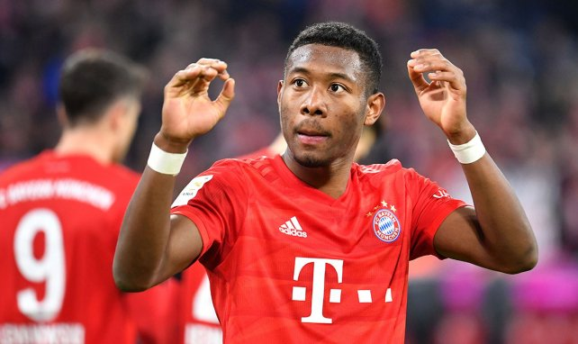 David Alaba's financial demands remain unchanged, Juventus still want him  -Juvefc.com
