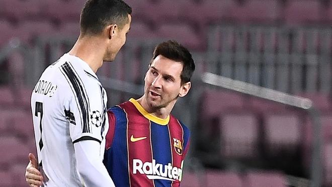 Shocking Messi Exit Could Spell The End Of Ronaldo Transfer Saga Juvefc Com
