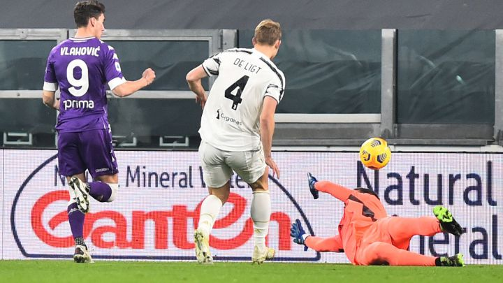 Fiorentina star still a transfer priority for Juventus