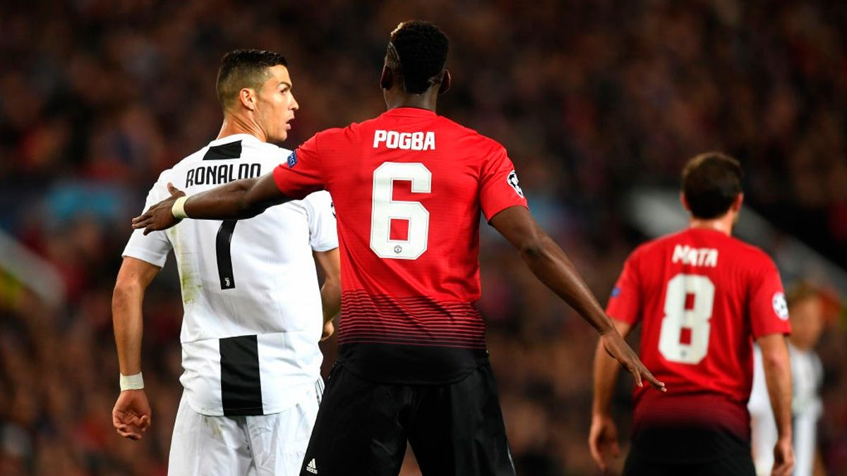 Double-blow for Juventus – How Ronaldo's arrival could affect Pogba's future