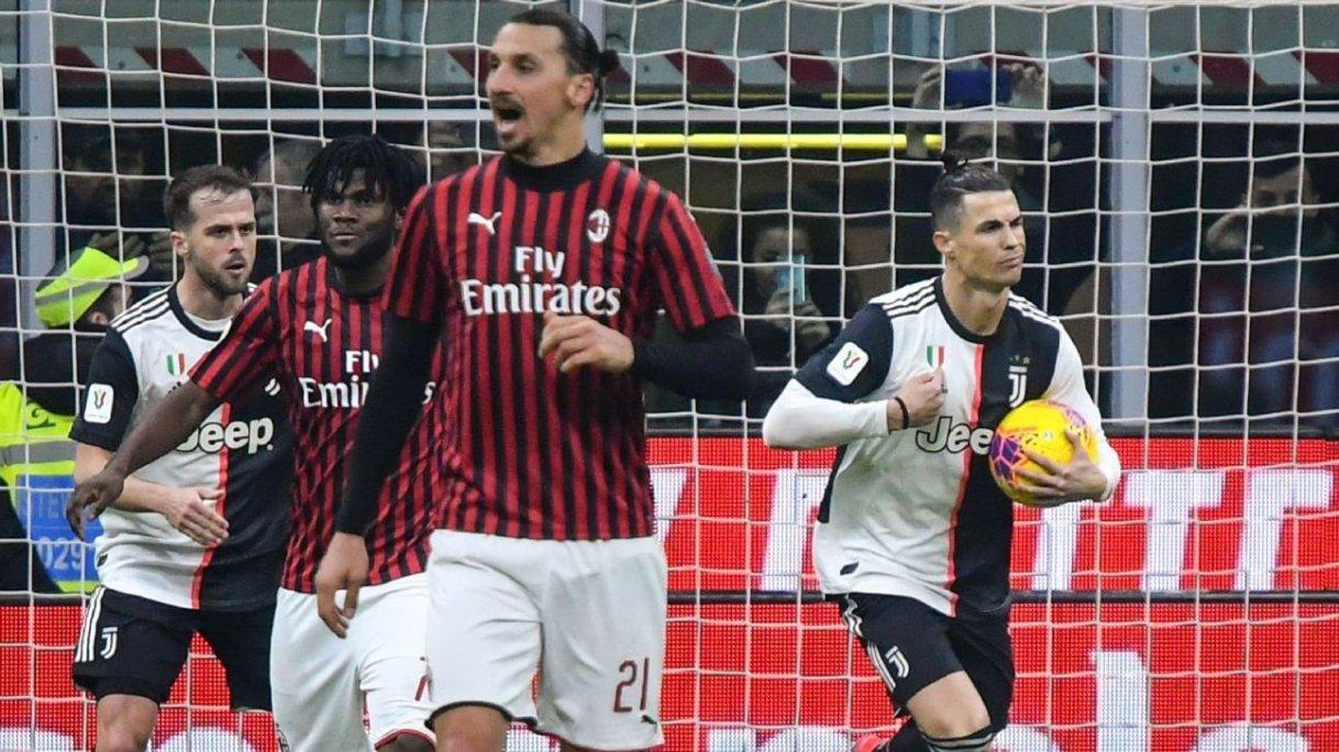 Early Juventus team news for AC Milan clash -Juvefc.com