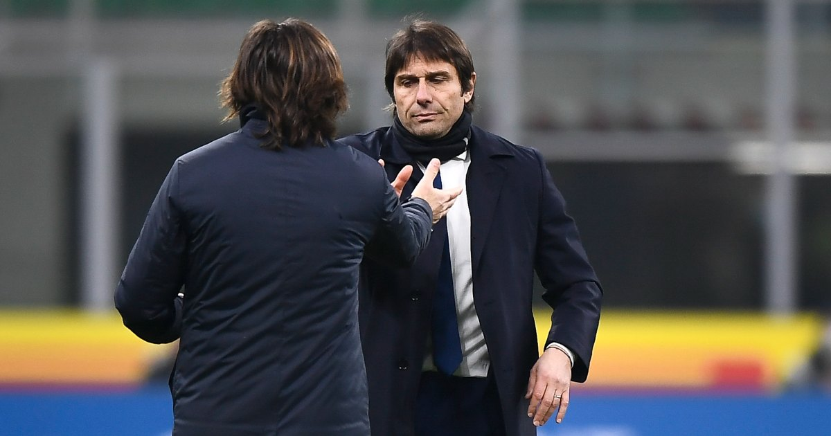 Conte claims his Inter side are 'frightening' for Juventus - JuveFC
