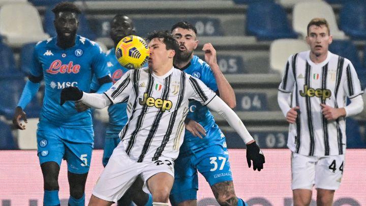 Naples - Juventus