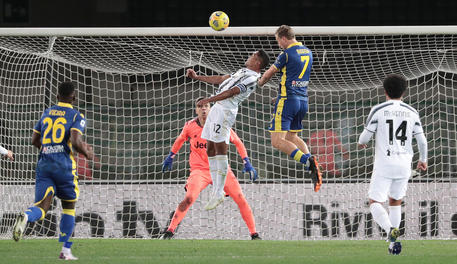 Juventus frustrated as scudetto hopes dashed by result Patrick McLaughlin  15 hours ago Hellas Verona's Antonín Barák scores the goal 1-1 during the  Italian Serie A soccer match Hellas Verona FC vs Juventus FC at Marcantonio  Bentegodi stadium in ...