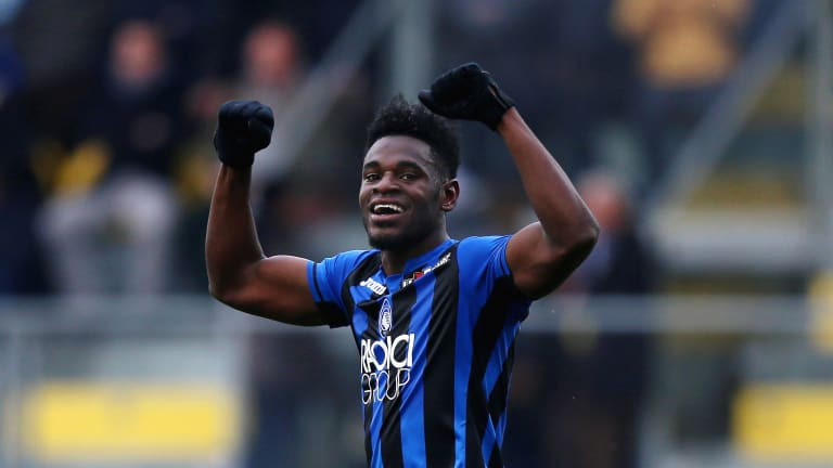 Atalanta make their stance on Juventus target very clear