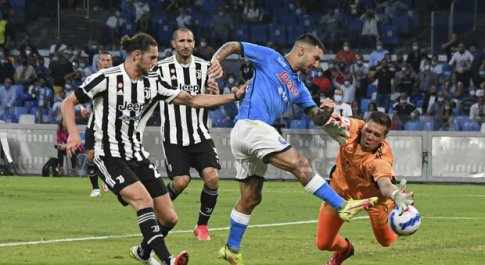 Napoli earn deserved victory over Juventus in painful fashion
