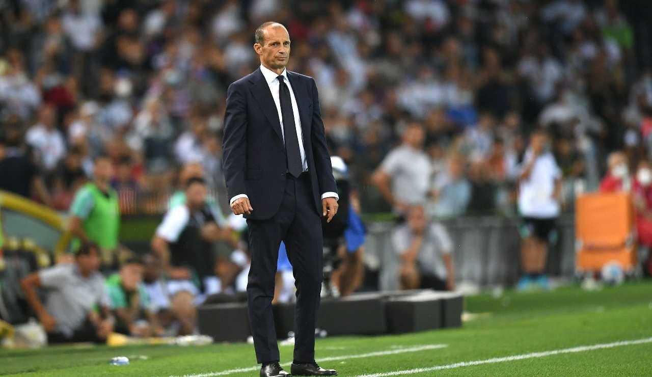 Allegri admits Juventus felt the pressure ahead of Malmo encounter